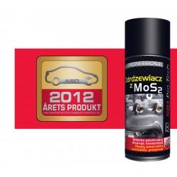 Rust fjerner med MoS2