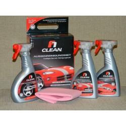 F1 CLEAN Bil Sett nr 1 -for utvendig bilvask (spesialartikkel 4er sett)